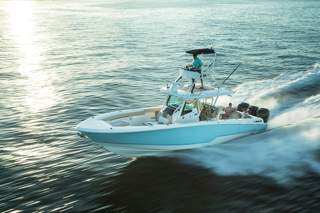 2019 Wellcraft 352 FISHERMAN