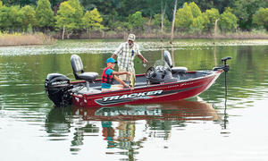 2020 Tracker Boats SUPER GUIDE V-16 SC  Buyers Guide Photo