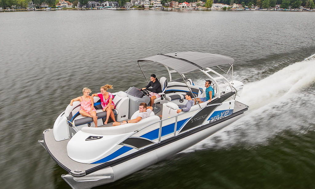 2020 Godfrey Pontoon XP 250