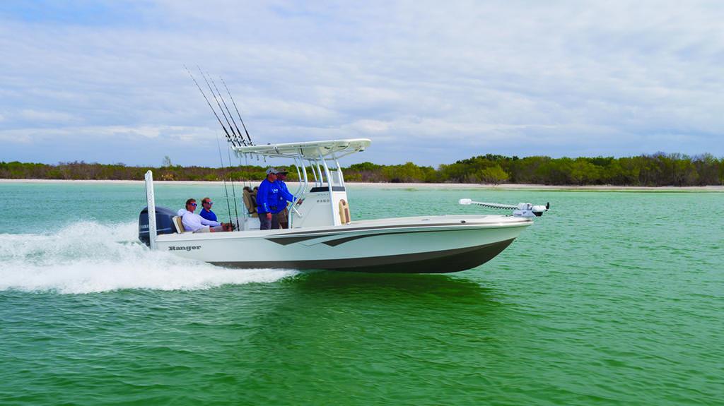 2019 Ranger Boats 2360 BAY RANGER