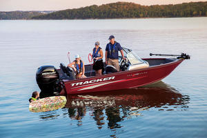 2018 Tracker Boats PRO GUIDE V-175 COMBO
