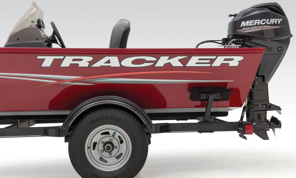 2020 Tracker Boats PRO 160
