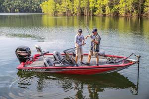 2018 Tracker Boats PRO TEAM 175 TXW