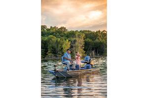 2018 Tracker Boats PRO 170