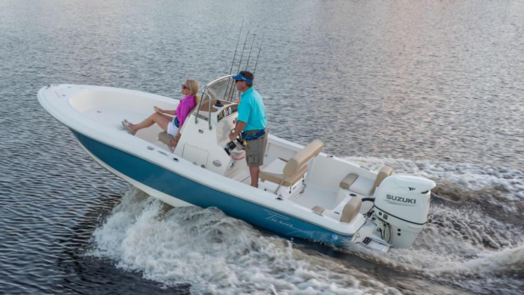 2019 Pioneer Sportfish 180