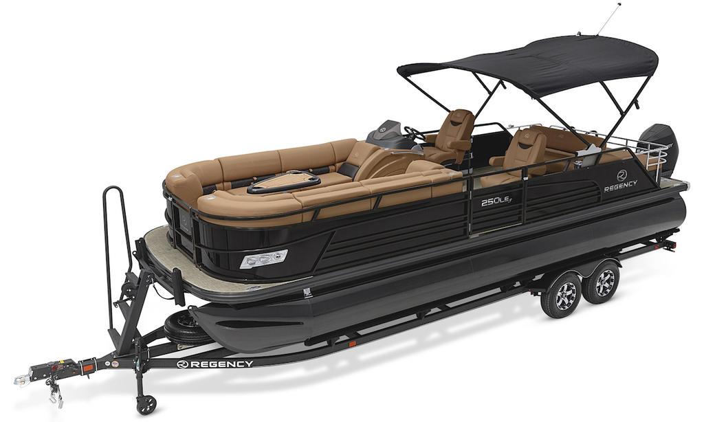 2020 Regency 250 LE3 Sport
