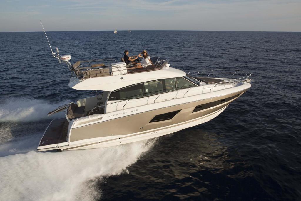 2019 Prestige Yachts 420