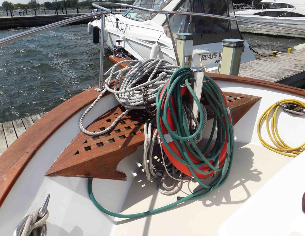 1986 Sea Lord boat for sale, model of the boat is 34 Double Cabin Trawler & Image # 2 of 10
