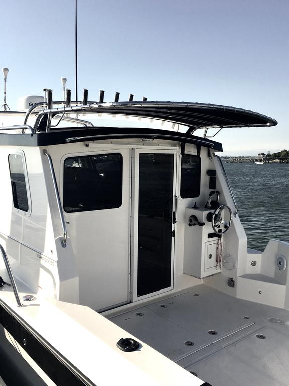 2018 Seasport boat for sale, model of the boat is COMMANDER 2800 & Image # 156 of 156