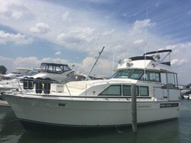 1980 Bertram boat for sale, model of the boat is 42 MOTOR YACHT & Image # 1 of 36