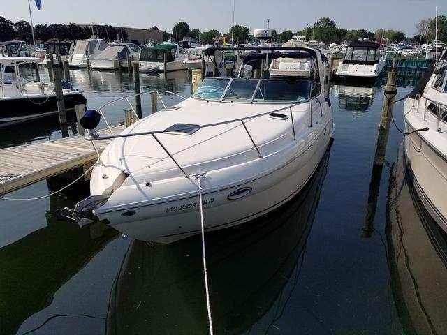 2003 Rinker boat for sale, model of the boat is 312 FIESTA VEE & Image # 2 of 32