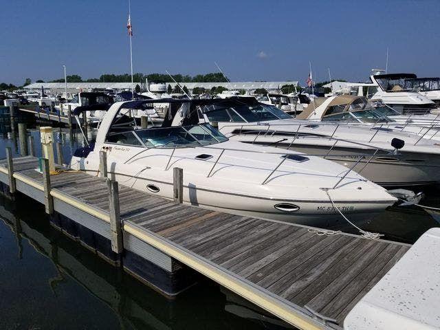 2003 Rinker boat for sale, model of the boat is 312 FIESTA VEE & Image # 1 of 32