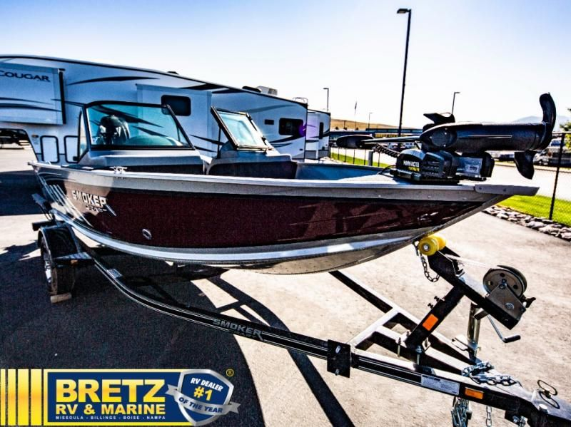 2022 Smoker Craft boat for sale, model of the boat is Pro Angler 162 & Image # 1 of 19