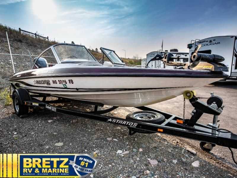2004 Stratos boat for sale, model of the boat is Stratos 180FS & Image # 1 of 14