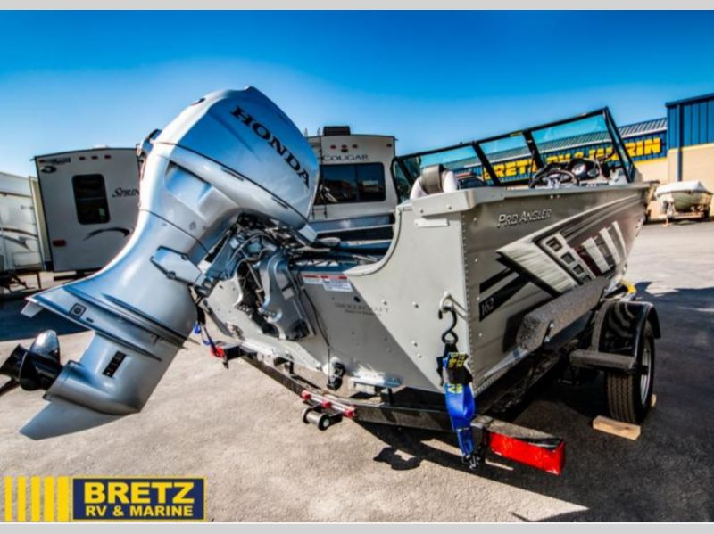 2021 Smoker Craft boat for sale, model of the boat is Pro Angler 162 & Image # 5 of 15