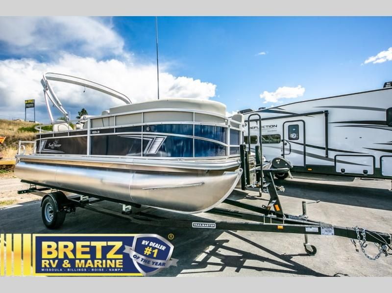 2021 SunChaser boat for sale, model of the boat is Vista 20 Fish & Image # 1 of 12