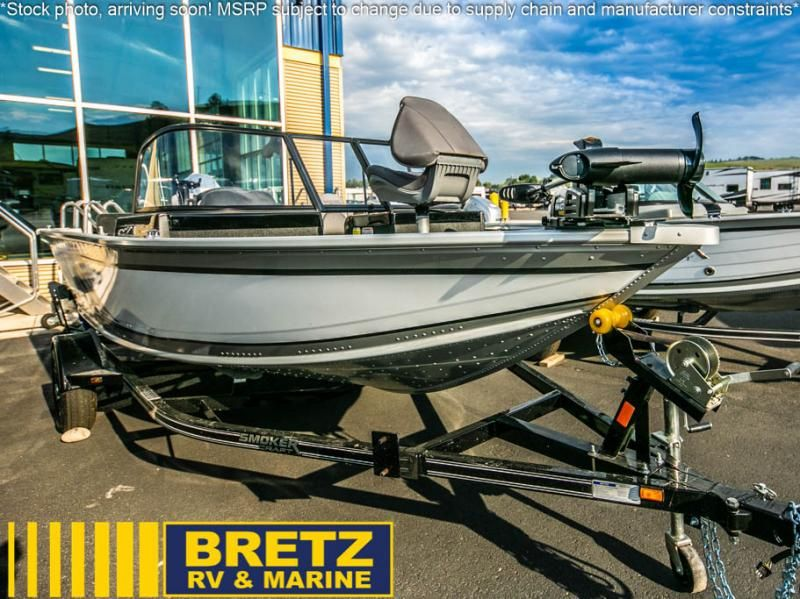 2021 Smoker Craft boat for sale, model of the boat is Pro Angler XL 172 XL & Image # 1 of 7