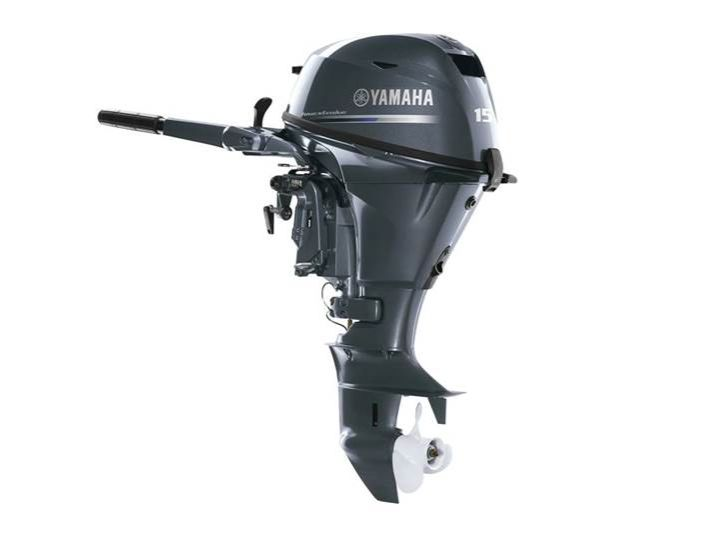 2021 Yamaha boat for sale, model of the boat is Yamaha F15LMHA & Image # 1 of 5