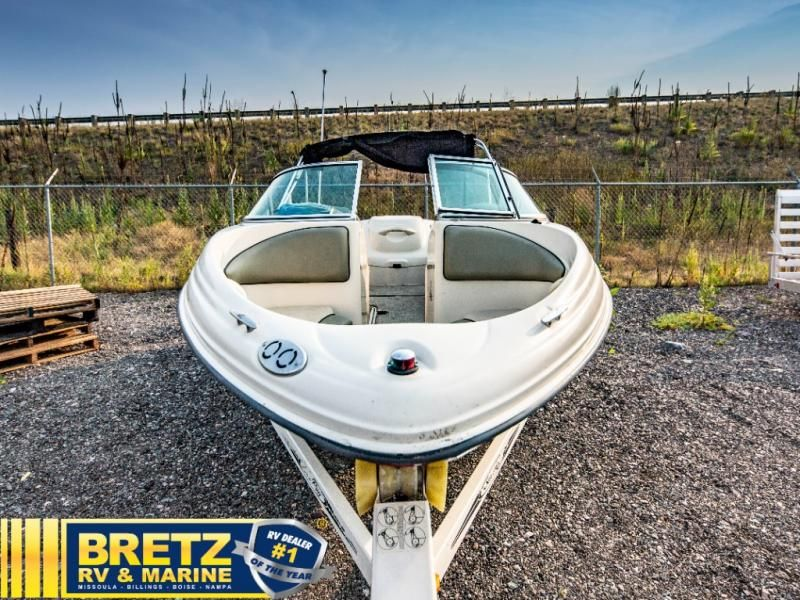 2005 Sea Ray boat for sale, model of the boat is Sport 180 & Image # 14 of 15