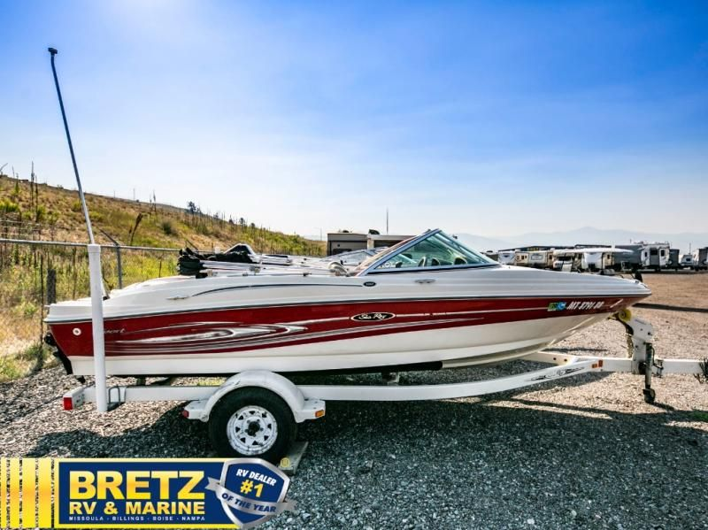 2005 Sea Ray boat for sale, model of the boat is Sport 180 & Image # 1 of 15
