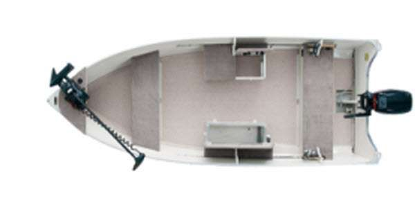 2022 Smoker Craft boat for sale, model of the boat is Big Fish 14 & Image # 2 of 13