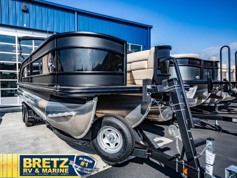 2021 Barletta boat for sale, model of the boat is L-Class L25UC Triple-Tube & Image # 1 of 18