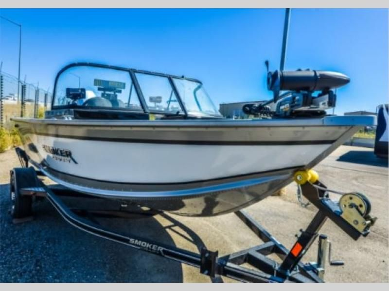 2021 Smoker Craft boat for sale, model of the boat is Pro Angler XL 162 XL & Image # 1 of 6