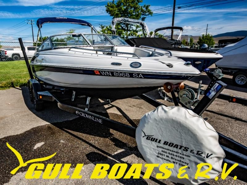 2008 Crownline boat for sale, model of the boat is Crownline 19 SS & Image # 2 of 14