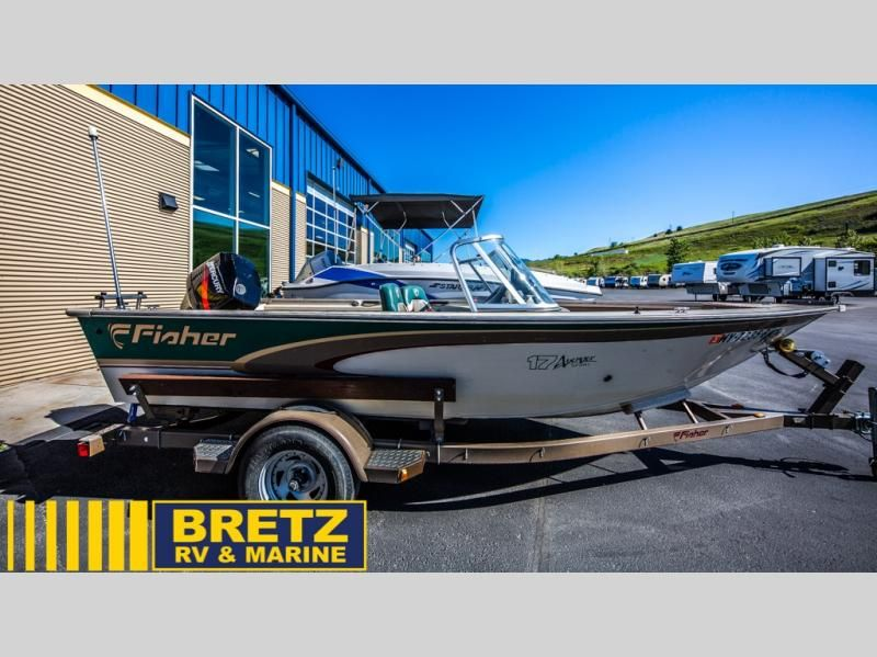 2000 Fisher boat for sale, model of the boat is Avenger Sport 17 & Image # 2 of 21