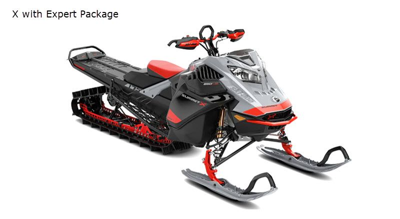 2021 Ski Doo boat for sale, model of the boat is Summit X with Expert Package & Image # 2 of 11