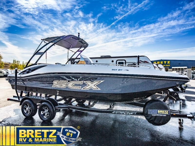 2021 Starcraft boat for sale, model of the boat is SCX Surf Series 211 & Image # 1 of 20