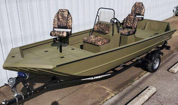 2021 Lowe boat for sale, model of the boat is Fish & Ski RX18TN & Image # 2 of 5