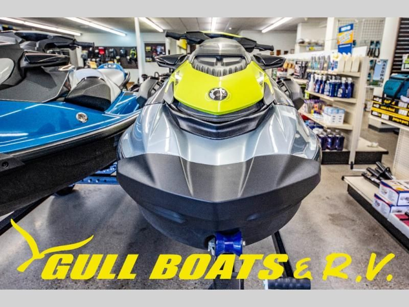 2021 Sea Doo PWC boat for sale, model of the boat is Sea-Doo GTI SE 130 29MG & Image # 4 of 11