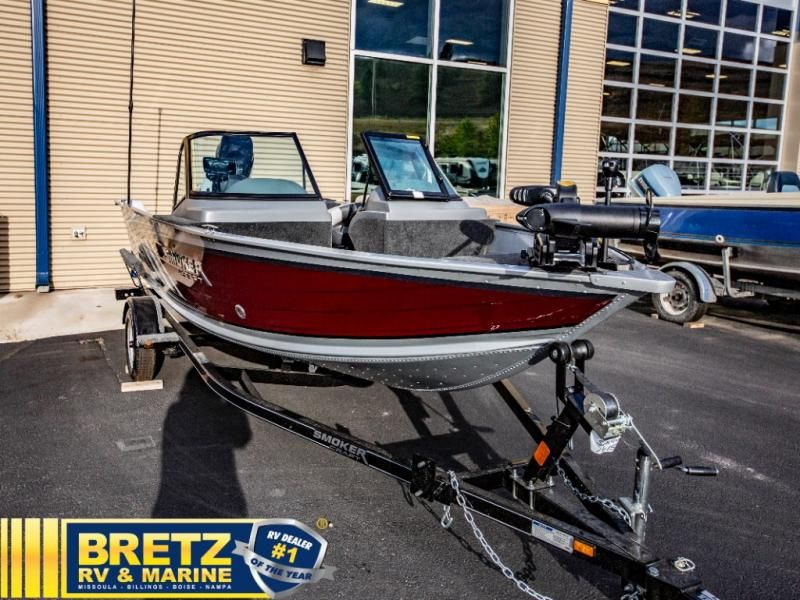 2022 Smoker Craft boat for sale, model of the boat is Pro Angler 162 & Image # 2 of 17