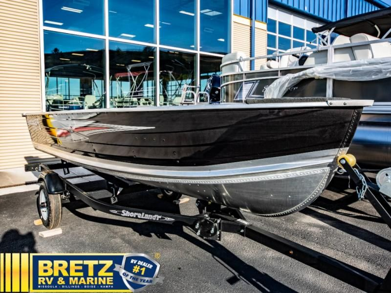 2022 Smoker Craft boat for sale, model of the boat is Big Fish 14 & Image # 1 of 13