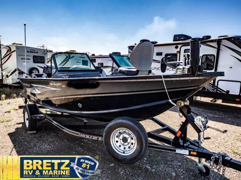 2013 Smoker Craft boat for sale, model of the boat is Pro Angler 172 & Image # 2 of 15