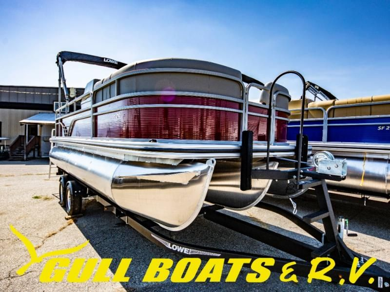 2021 Lowe boat for sale, model of the boat is SS Series SS210 CL & Image # 1 of 16