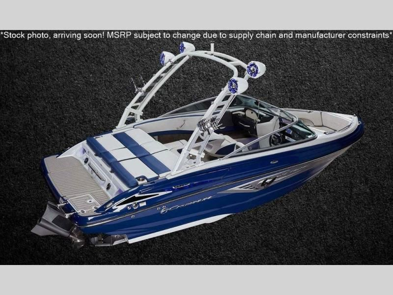 2021 Crownline boat for sale, model of the boat is Crownline 220 SS Surf & Image # 1 of 6