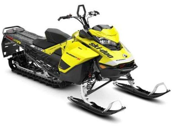 2020 Ski Doo boat for sale, model of the boat is Ski Doo SUMMIT 850 154 CELC & Image # 1 of 7