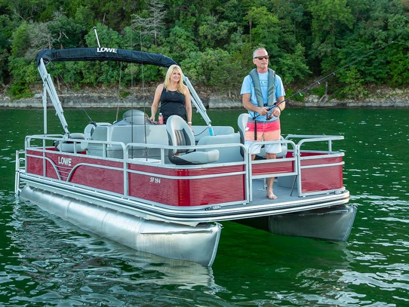 2021 Lowe boat for sale, model of the boat is SF Series SF194 & Image # 1 of 6