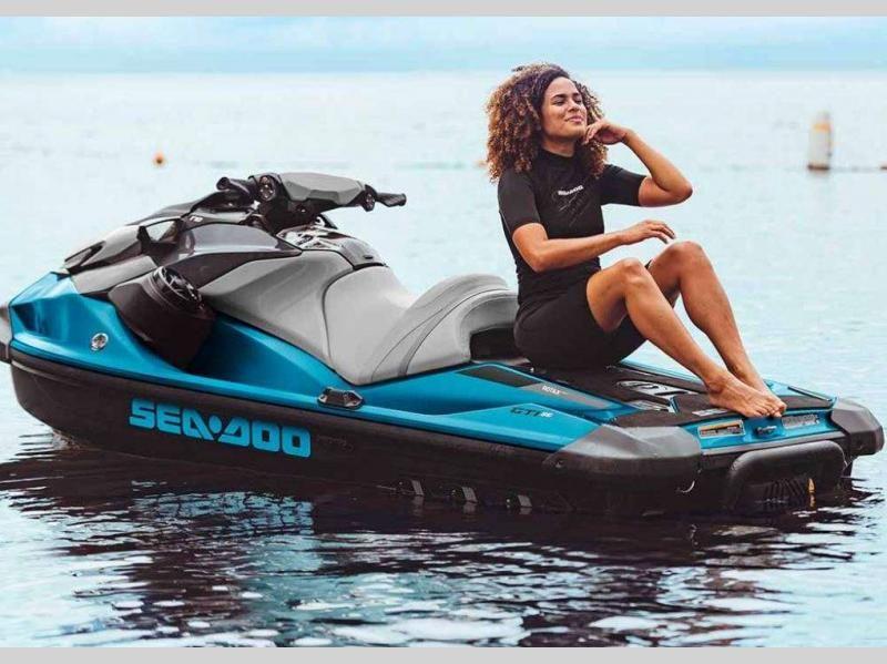 2021 Sea Doo PWC boat for sale, model of the boat is Sea-Doo GTI SE 130 29MC & Image # 2 of 6
