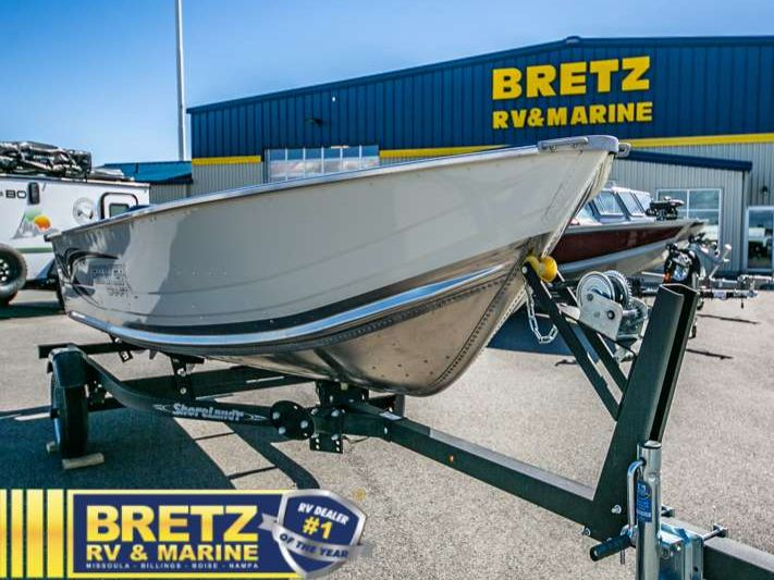 2021 Smoker Craft boat for sale, model of the boat is Alaskan 15 DLX & Image # 3 of 20