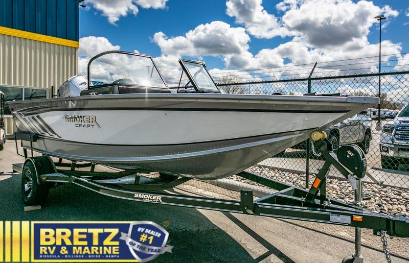 2021 Smoker Craft boat for sale, model of the boat is Pro Angler XL 182 XL & Image # 1 of 6