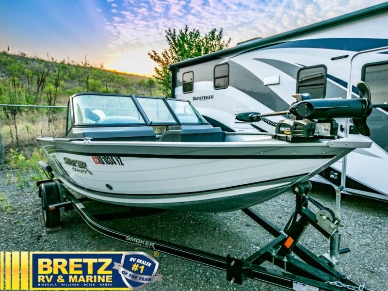 2020 Smoker Craft boat for sale, model of the boat is Pro Angler 162 & Image # 1 of 17