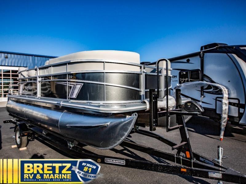 2022 SunChaser boat for sale, model of the boat is Vista 18 LR & Image # 2 of 12