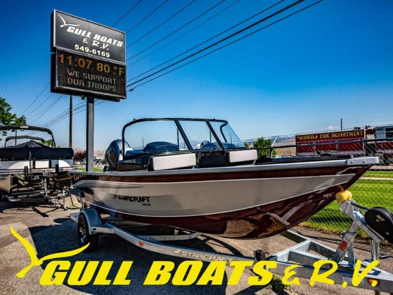 2021 Starcraft boat for sale, model of the boat is Delta 178 FXS & Image # 1 of 14