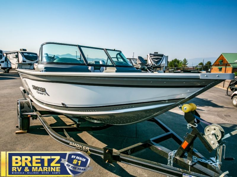 2022 Smoker Craft boat for sale, model of the boat is Pro Angler 172 & Image # 1 of 13