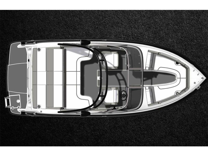 2021 Crownline boat for sale, model of the boat is Crownline 220 SS Surf & Image # 2 of 6