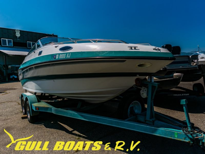 1994 Mariah boat for sale, model of the boat is Divanti Z225 & Image # 4 of 16