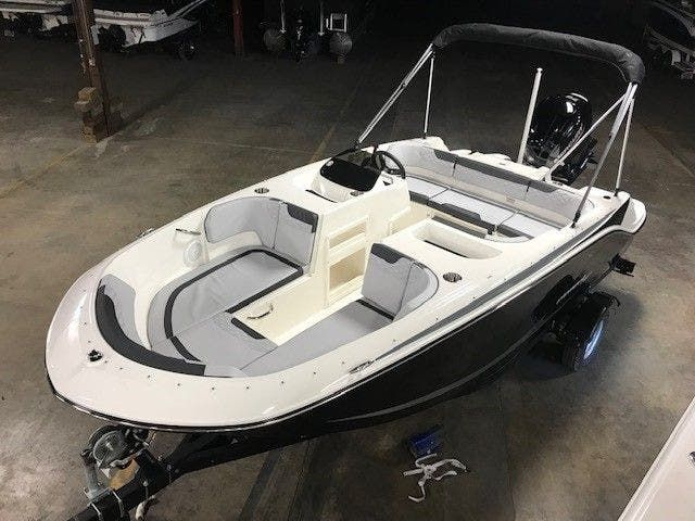 2022 Bayliner boat for sale, model of the boat is 17-M17 & Image # 2 of 12
